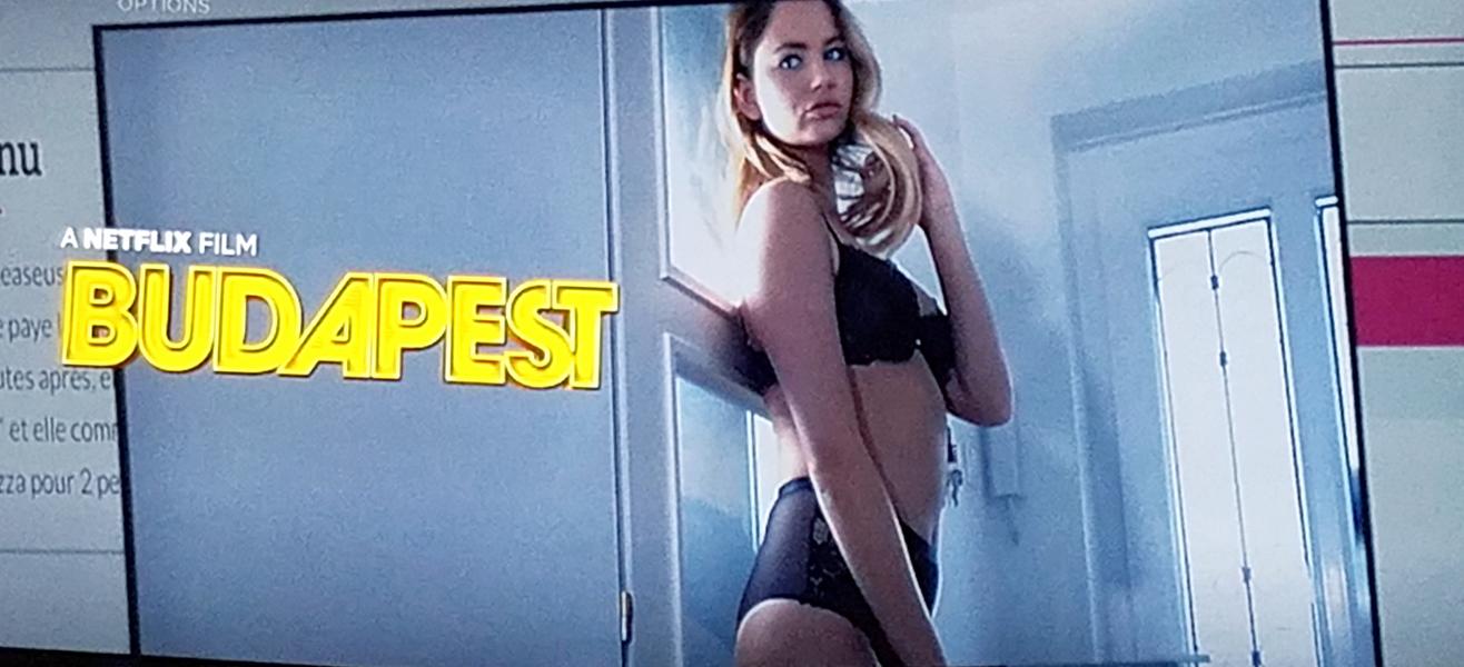 Netflix Budapest Movie
