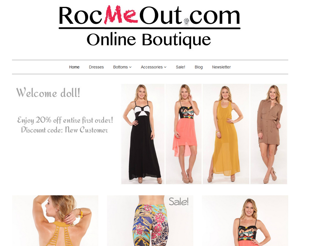 Roc Me Out Catalog